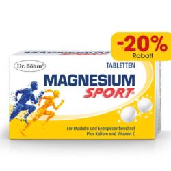 Dr böhm magnesium sport